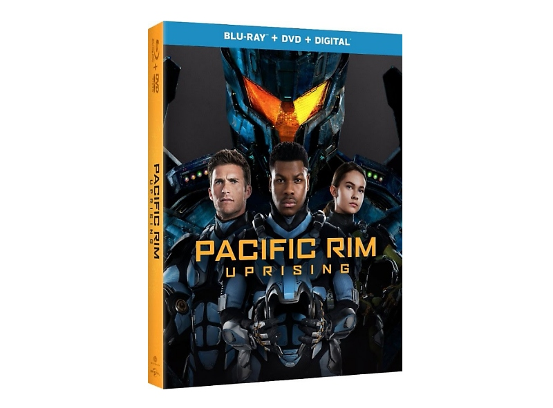 PACIFIC RIM UPRISING DISPONIBLE EN DVD… TE REGALAMOS UN DVD